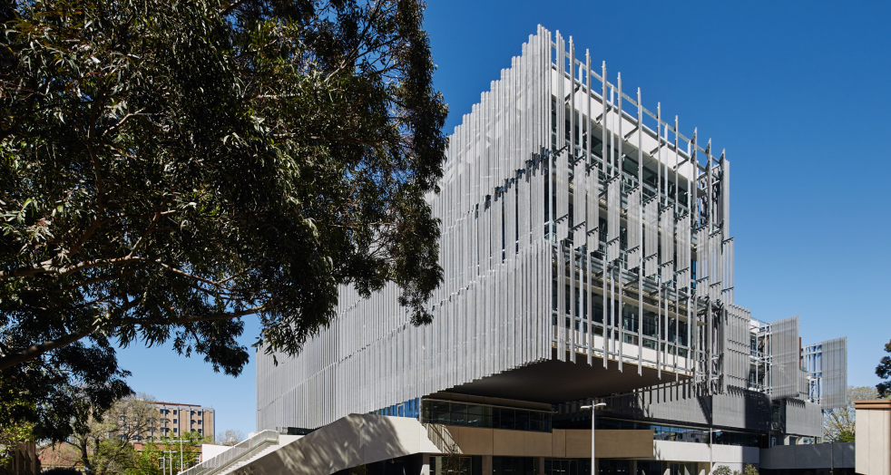 Melbourne University, Faculty of Architecture