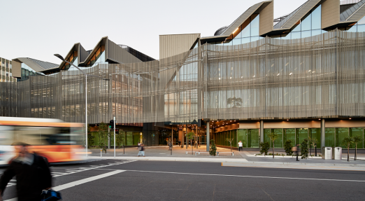 Monash University - Teaching and Learning Building